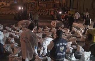 Ambarlı'da dev uyuşturucu operasyonu (1)