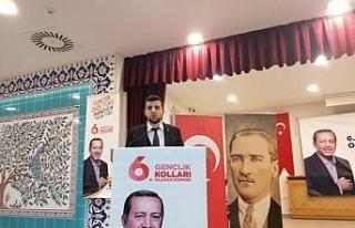 Aslanapa AK Parti Gençlik Kolları, Mehmet Gökmen'le...
