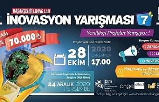 Başakşehir'de yenilikçi fikirler 7. kez yarışacak