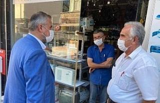 """Başkan Kılıç: """"Bafra'mızı hak ettiği en..."""