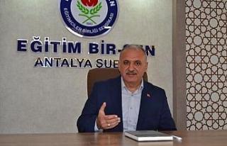 Başkan Miran'dan internet erişimi talebi