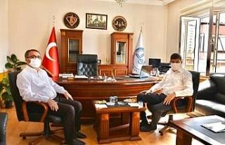 Başkan Özcan Camiler ve din Görevlileri Haftası'nı...