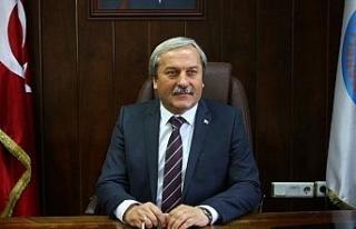 Belediye Başkanı Şahin'den 19 Ekim Muhtarlar...