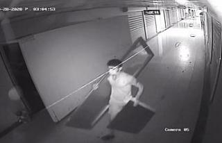 Çarşı tuvaletinin kapılarını çaldılar