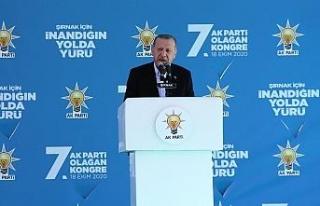 Cumhurbaşkanı Erdoğan'dan Minsk üçlüsüne...