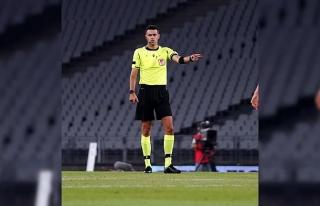 Göztepe-Fenerbahçe maçının VAR'ı Ali Şansalan