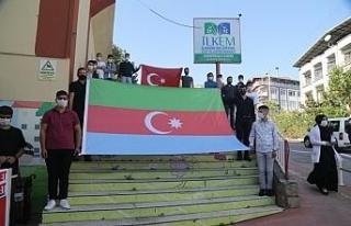 İLKEM'li öğrencilerden kardeş ülke Azerbaycan'a...