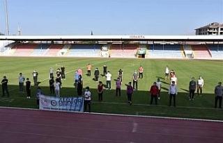Isparta'da Amatör Spor Haftası başladı