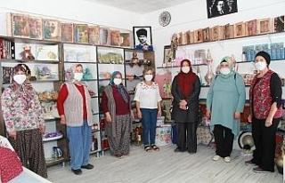 Isparta'da kadın girişimcilerin hedefi kırsal...