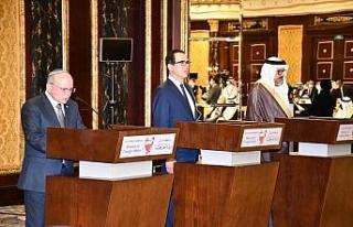 İsrail ve Bahreyn arasında diplomatik ilişkilerin...