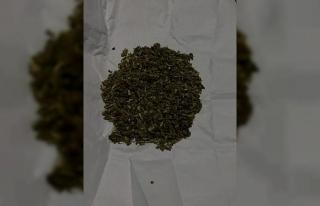 Kastamonu'da uyuşturucu operasyonunda bir şüpheli...