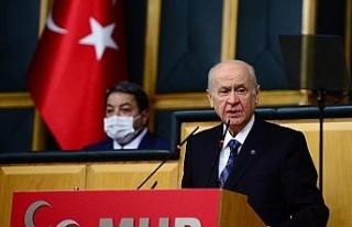 """MHP Genel Başkanı Bahçeli: """"Ermenistan'ın..."""