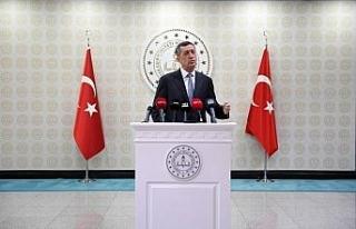 """Milli Eğitim Bakanı Selçuk: """"Okulla duygusal..."""