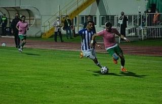 Misli.com 3. Lig 3. Grup: Isparta 32 Spor: 4 - Altındağspor:...