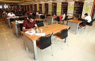 Nilüfer Kütüphaneleri uluslararası toplantıda...