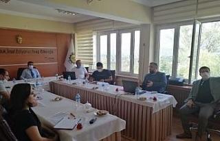 OSB personeline 'satın alma süreci' eğitimi