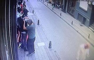 """(ÖZEL) Kadıköy'de güpegündüz """"yok artık""""..."""