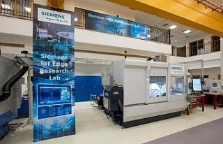Siemens Türkiye IOT EDGE Araştırma Laboratuvarı...