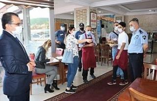 Sultanbeyli Kaymakamlığı ilçede bulunan 309 lokanta...