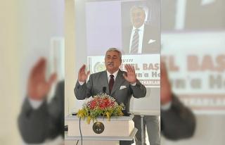 """TESK Genel Başkanı Palandöken: """"Esnaf yüz yüze..."""