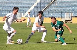 TFF 1. Lig: Ankaraspor: 1 - Giresunspor: 1
