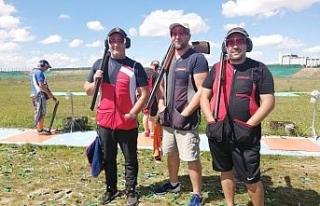 Trap Türkiye Şampiyonu Süleymanpaşa'dan