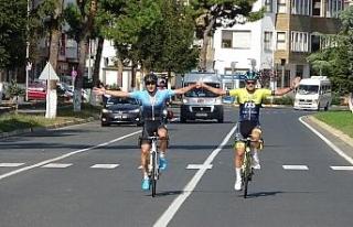 Türkiye Masterlar Bisiklet Yol Şampiyonası sona...