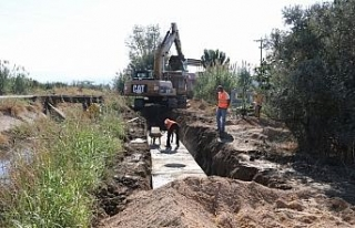 Tutgutlu'da Daha Temiz Çevre için 2 Milyonluk...