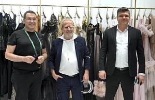 Ünlü modacılar kışın trend olacak renkleri Samsun'da...