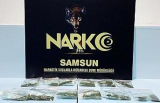Uyuşturucu ticareti iddiasına gözaltı
