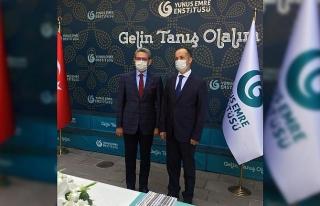 Yunus Emre Enstitüsü Türk müziğini dünyaya tanıtacak