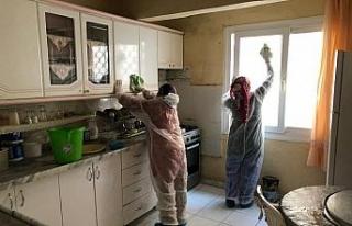 Akdeniz'de evde bakım hizmetiyle binlerce insana...