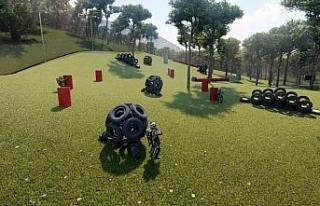 Alanya Macera Parkının temeli atıldı