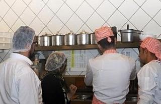 Aydın'da 21 gıda işletmesine 396 bin TL ceza...