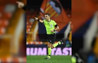 Başakşehir-Manchester United maçını Hategan yönetecek