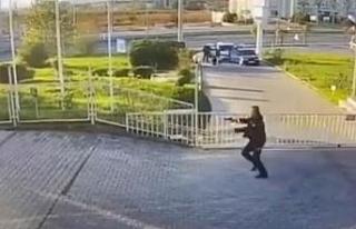 Bursa'da polise silah çekip kaçmaya çalışan...