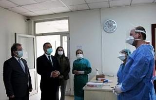 Çalışan Sağlığı Dairesi Başkanı Selami Duman'dan...