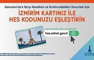 HES Kodu-İzmirim Kart eşleştirme süresi 20 Aralık'a...