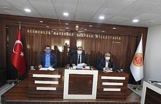İl Genel Meclisinde 2021 yılı bütçesi görüşülüyor