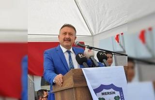 Mersin Milletvekili Hacı Özkan, korona virüse yakalandı