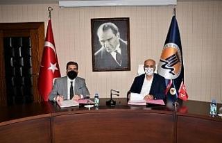 Mersin Üniversitesi ile Mersin İŞKUR arasında...