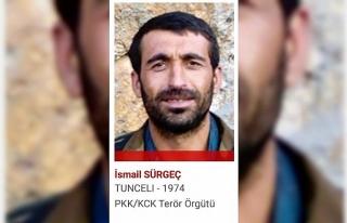 Öldürülen teröristin taziyesine katılan HDP'li...