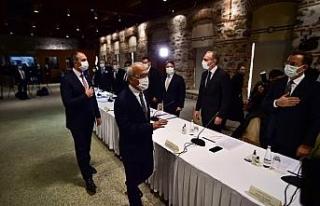 Reform Görüşmeleri'nin ilk toplantısı sona...