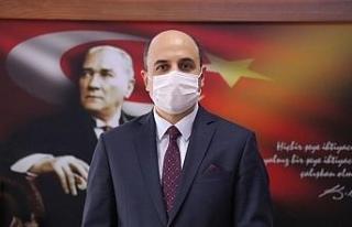 """Samsun Sağlık Müdürü Oruç: """"Vaka sayısında..."""
