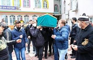 Samsunsporlu Kemal Dikmen son yolculuğuna uğurlandı