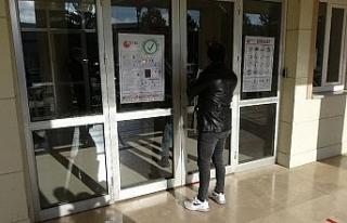 Sınav başlangıç saatini son giriş saati anladı,...