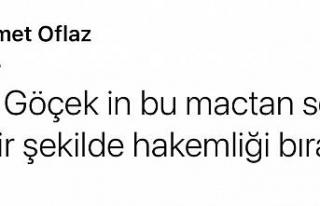 Sivasspor Kulübü Başkan Yardımcısı Mehmet Oflaz:...