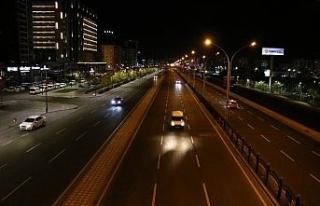 Sokağa çıkma kısıtlaması başladı, Diyarbakır'da...