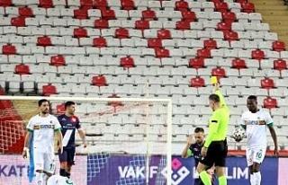 Süper Lig: Fraport TAV Antalyaspor: 0 - Aytemiz Alanyaspor:...