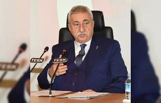 """TESK Genel Başkanı Palandöken: """"Etil alkol yüzünden..."""